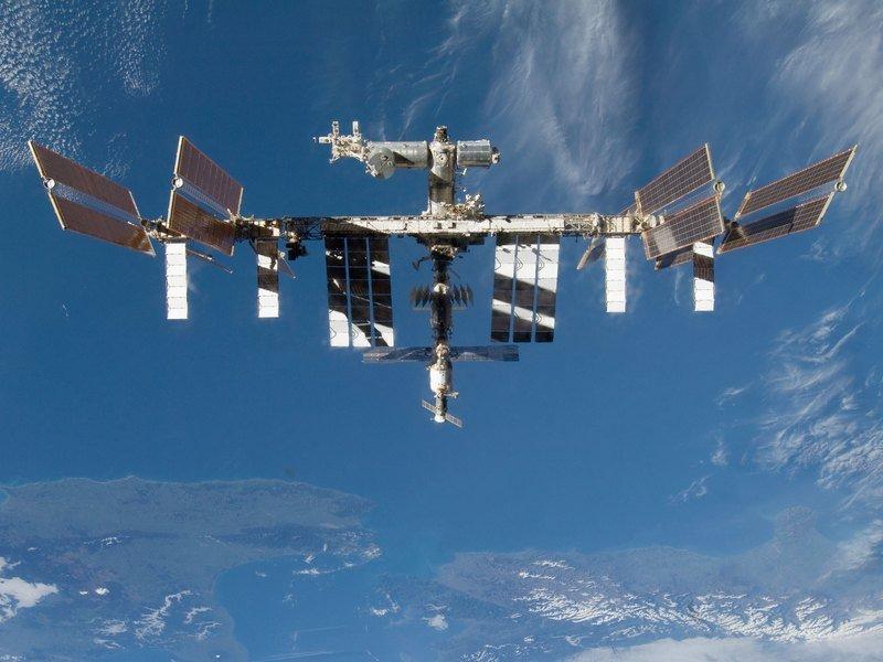 ВРоскосмосе сказали оподнятии орбиты МКС