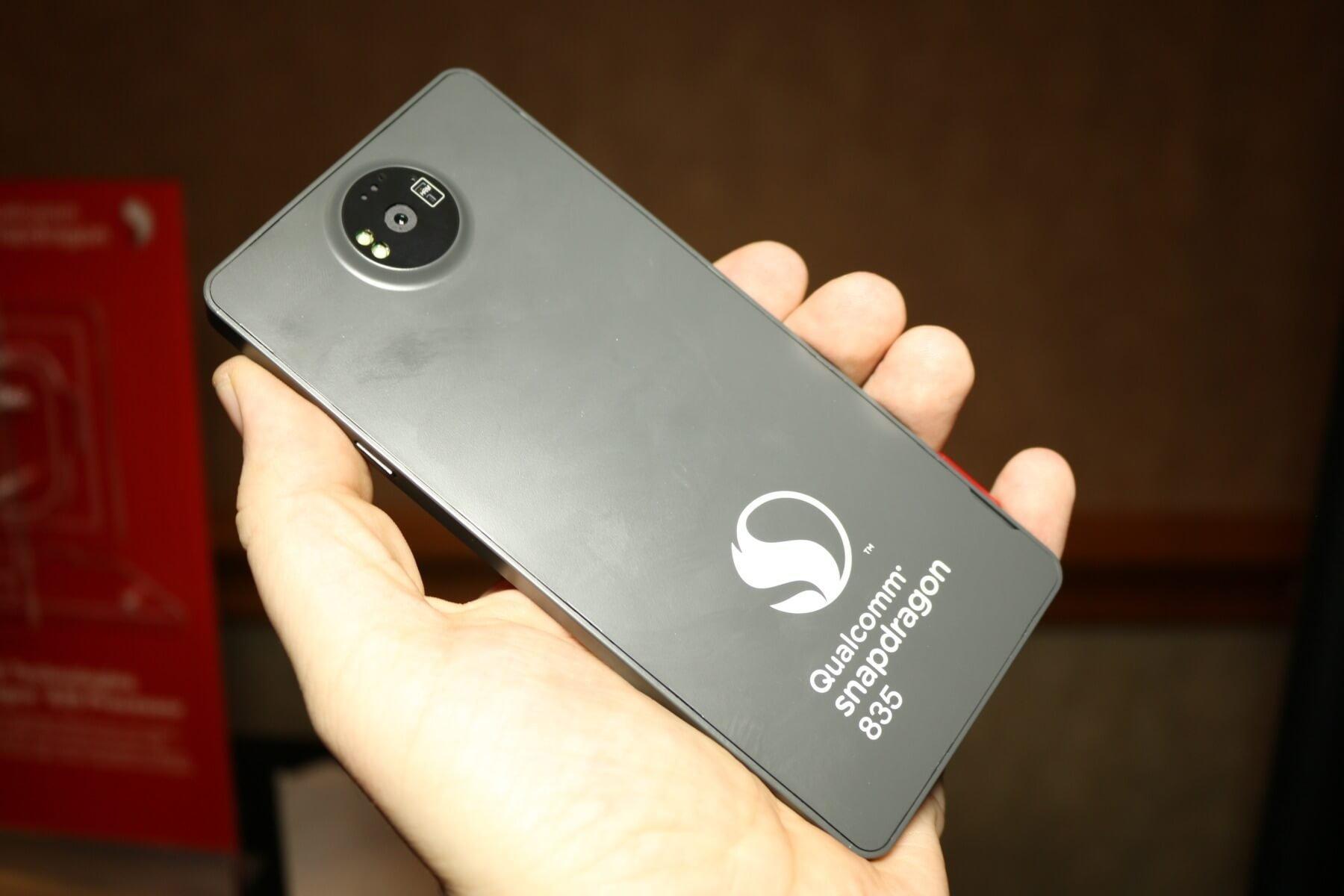 В Сети появились новые данные о смартфоне Nokia 8