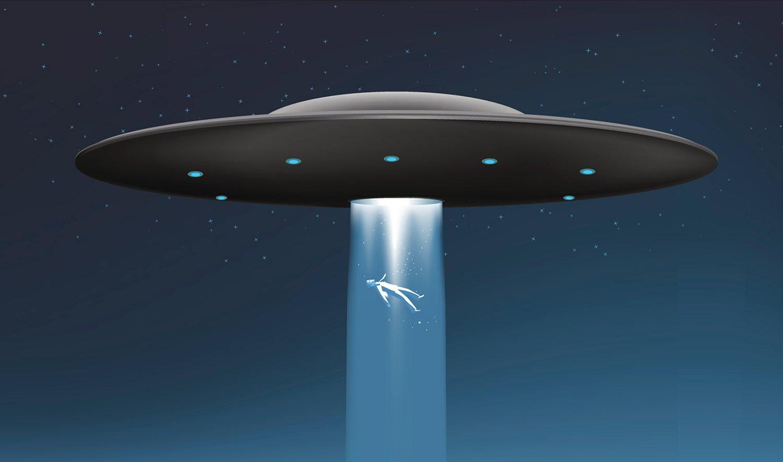 Пассажир самолета снял немалое  НЛО вформе юлы