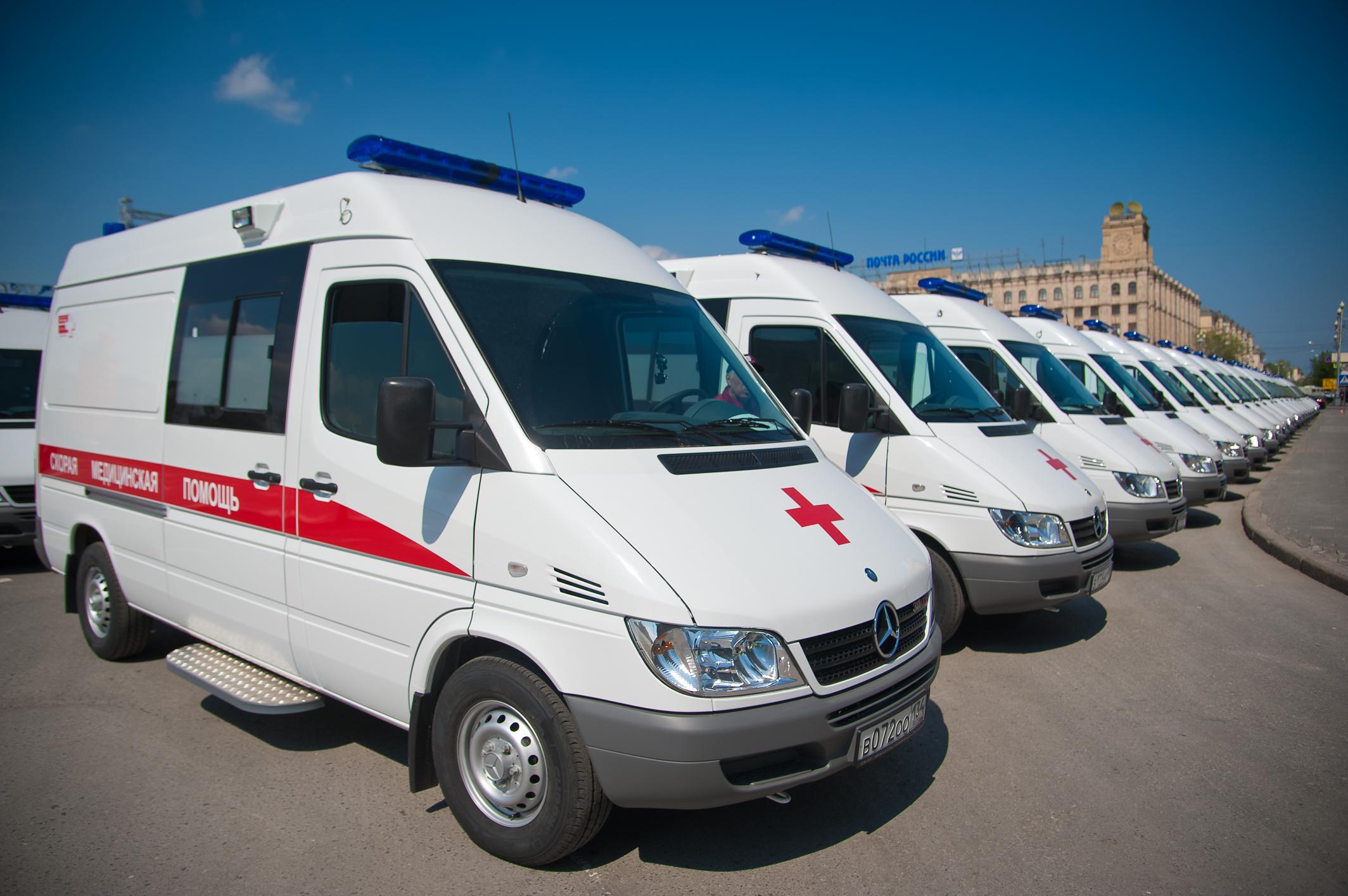 Парк автомобилей реанимобилей Омска обновится в нынешнем 2017-ом на90%