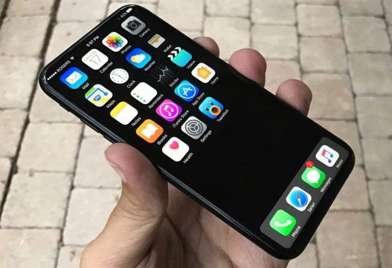 Свежие данные указывают нато, что смартфон iPhone 8 задержится доконца осени
