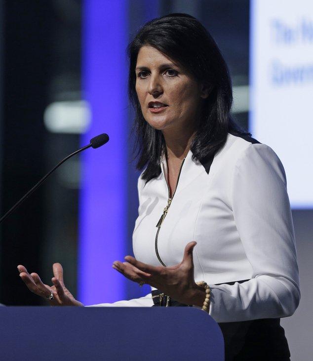 Два главных сотрудника аппарата постпреда США при ООН подали вотставку