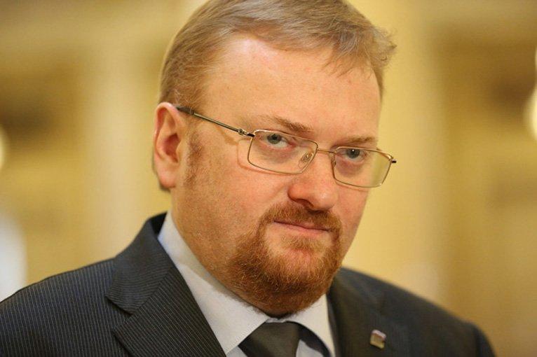 Запретить «Матильду» в северной столице попросит губернатора Виталий Милонов