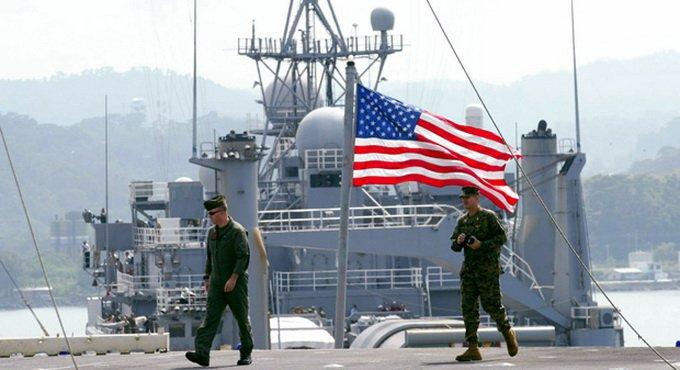 Военные США приступили кстроительству базы ВМС вгосударстве Украина