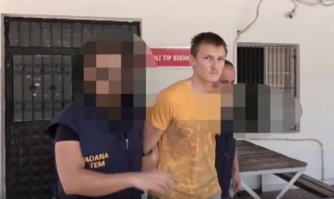Схваченного  вТурции жителя России  приговорили к 6-ти  годам тюрьмы