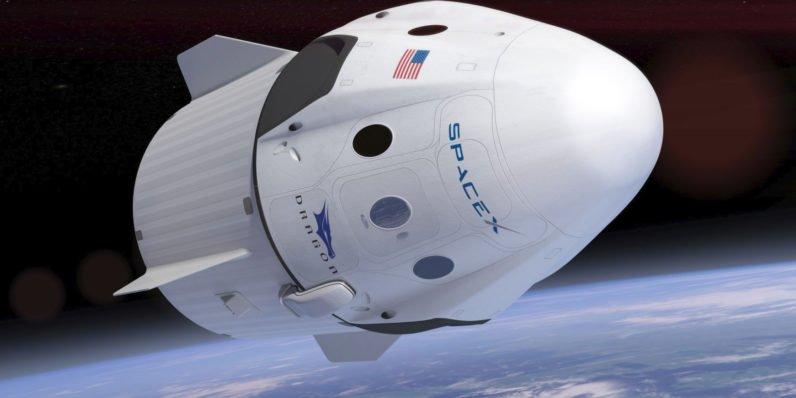 Компания SpaceX отправила вкосмос «марсианский» компьютер