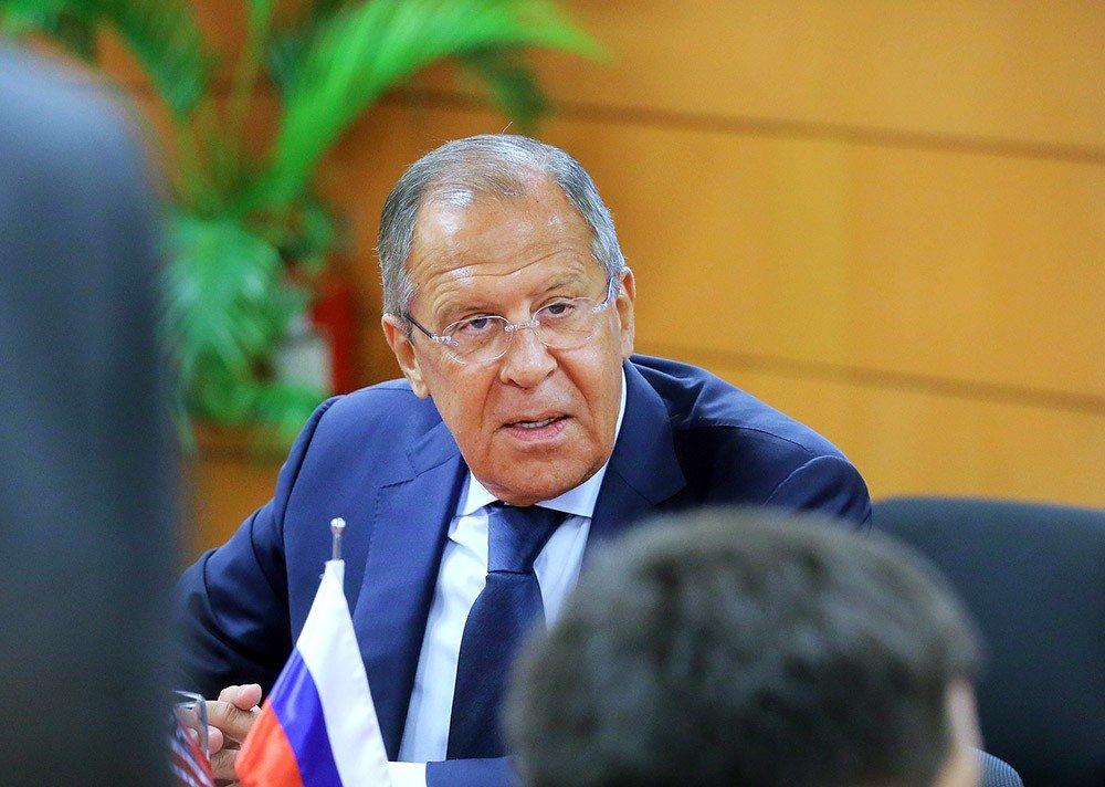 Лавров поведал россиянам про «бал неонацистов наУкраине»