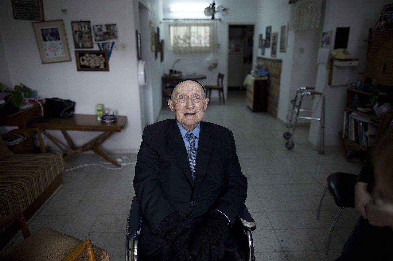 ВИзраиле скончался старейший гражданин планеты