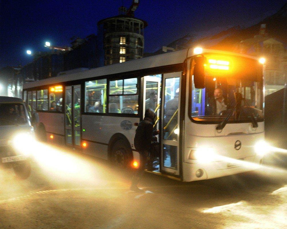 Популярность ночных маршрутов в столицеРФ увеличилась залето на20%