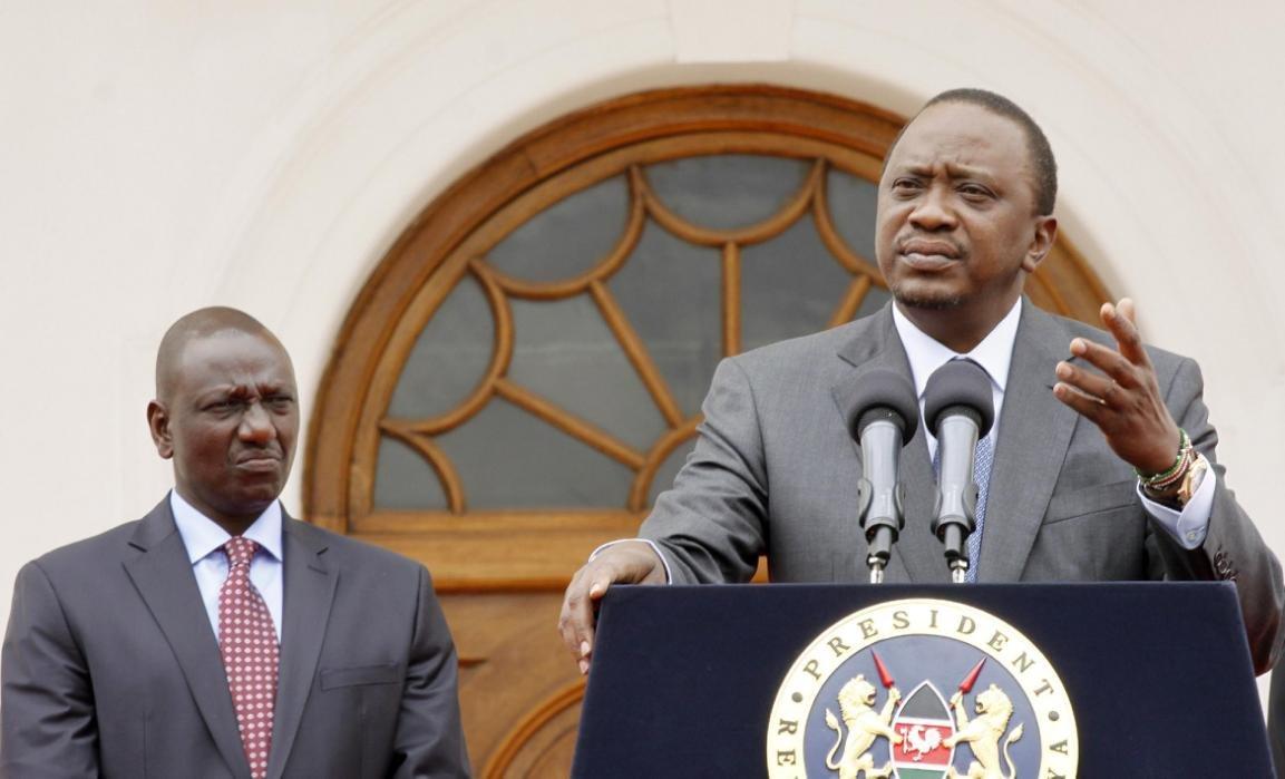 На 2-ой срок переизбран президент Кении Ухуру Кениата