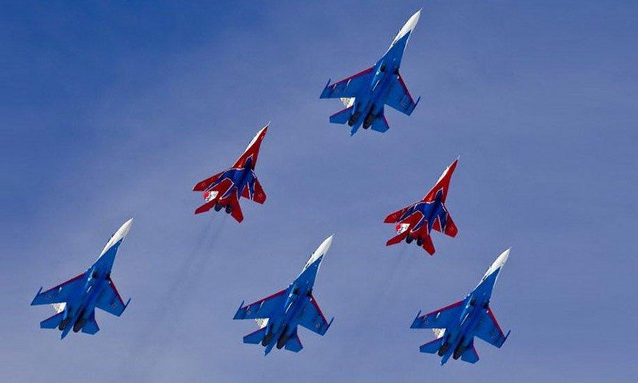 ВКСРФ представят насвоем 105-летии 150 самолетов ивертолетов
