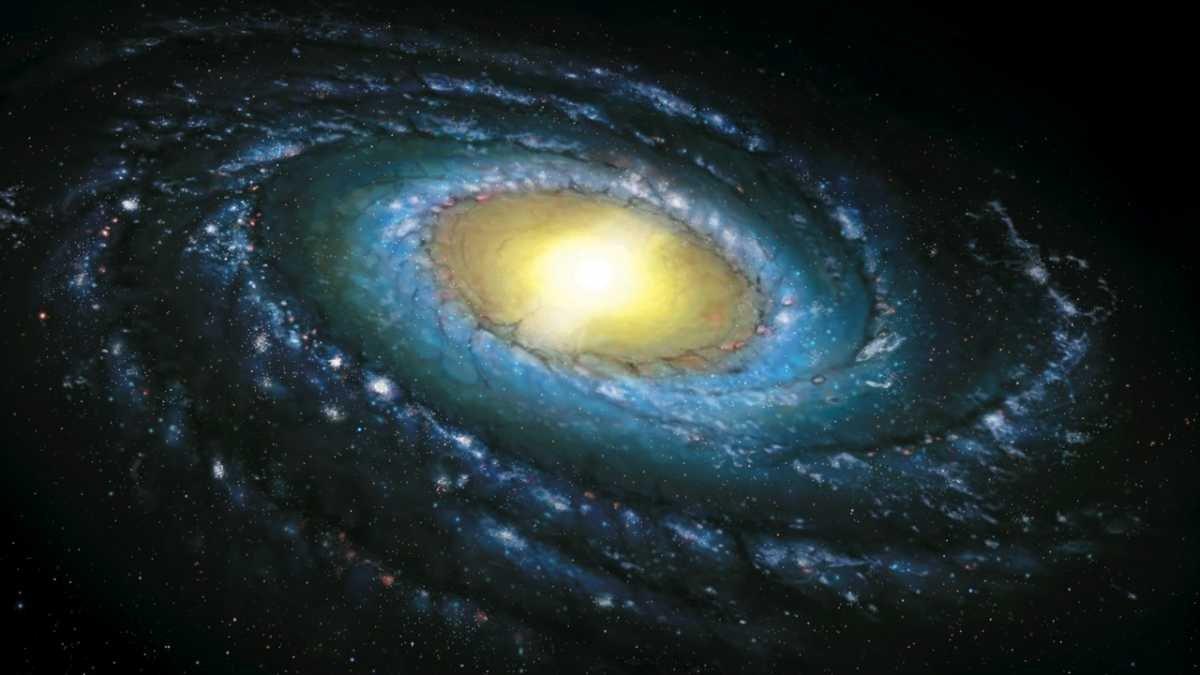Ученые Внутри Млечного Пути скрываются следы звездных войн