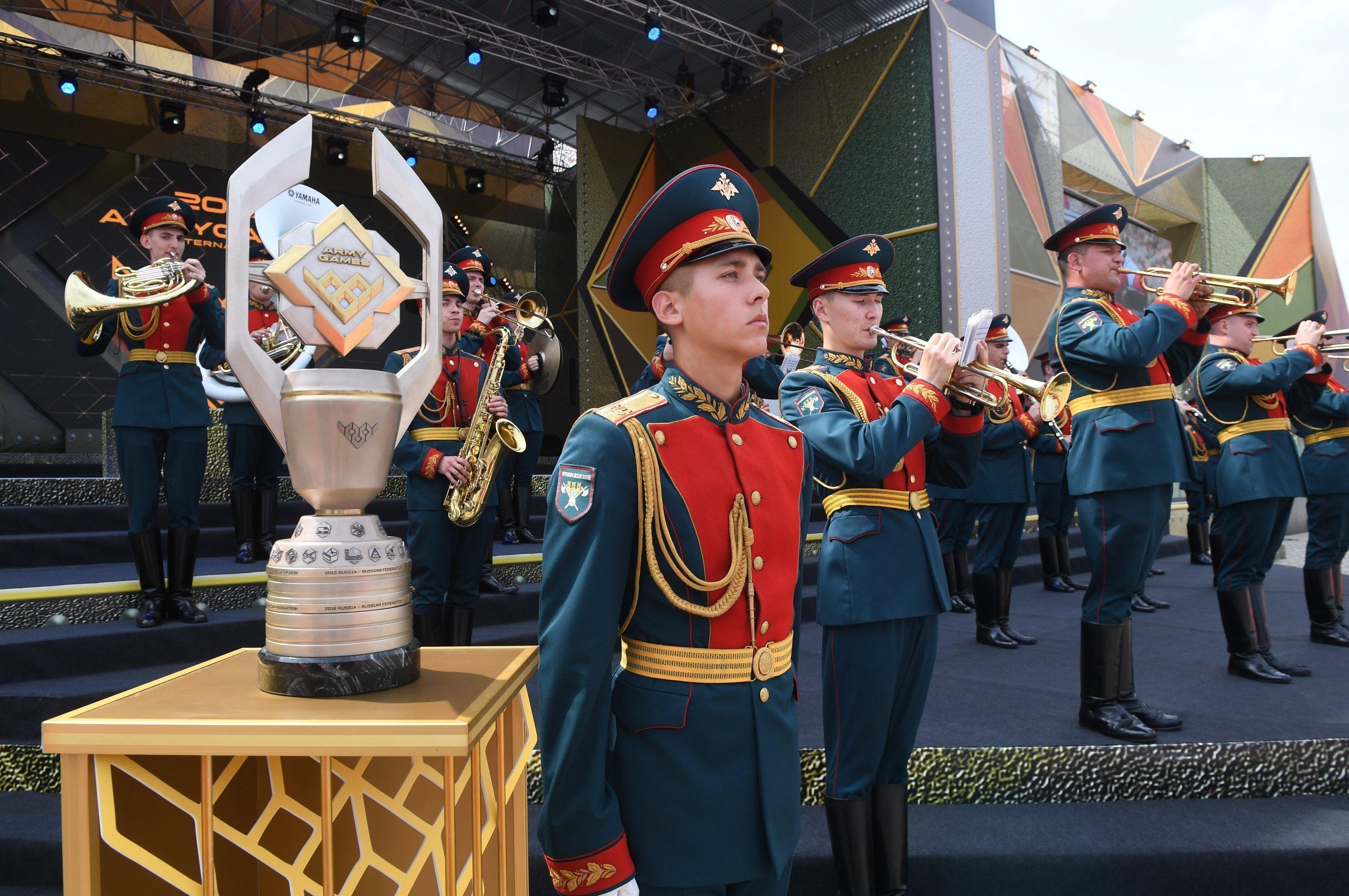 Белорусские танкисты вышли вфинал «Танкового биатлона»