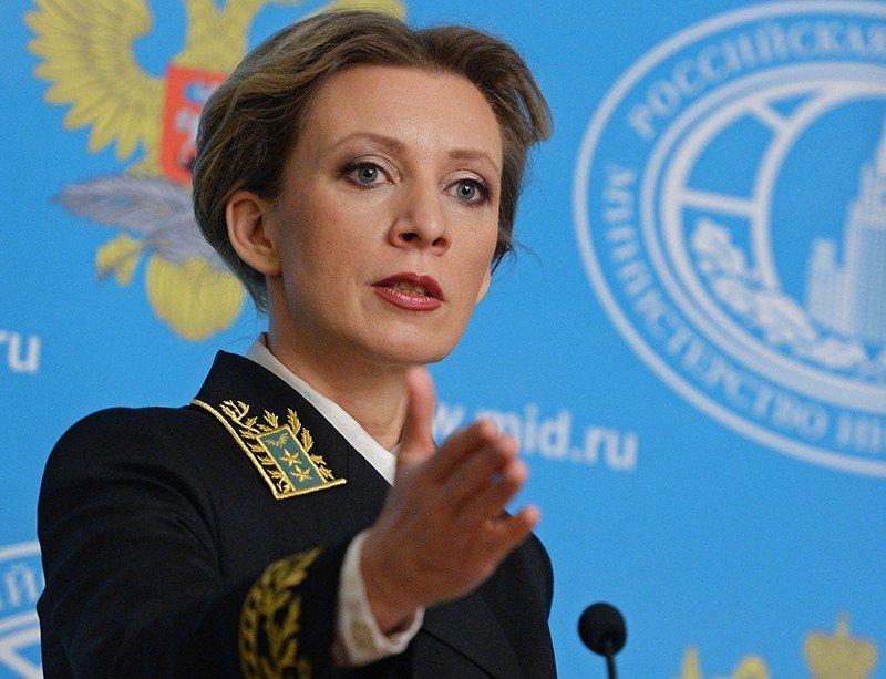 Захарова сообщила ориске силового конфликта вобстановке вокруг КНДР