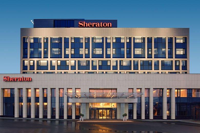 Возле Домодедово построят крупнейший отель Sheraton