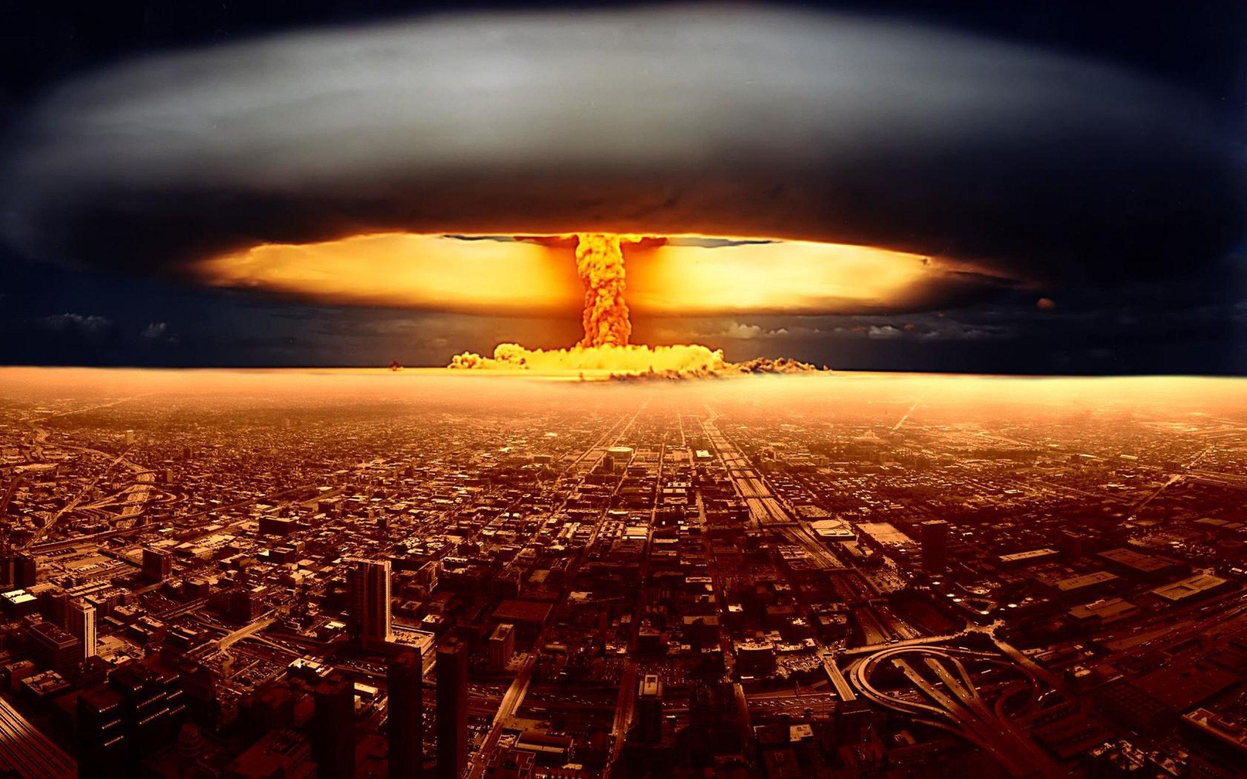 Вweb-сети интернет появился видеоролик соценкой человеческих потерь вслучае ядерной войны