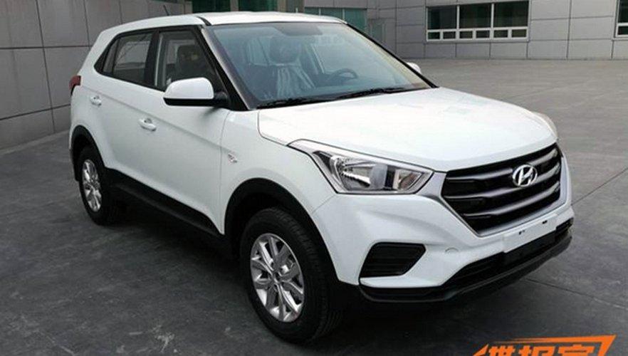 Обновленный Hyundai Creta дебютирует на автосалоне в Чэнду