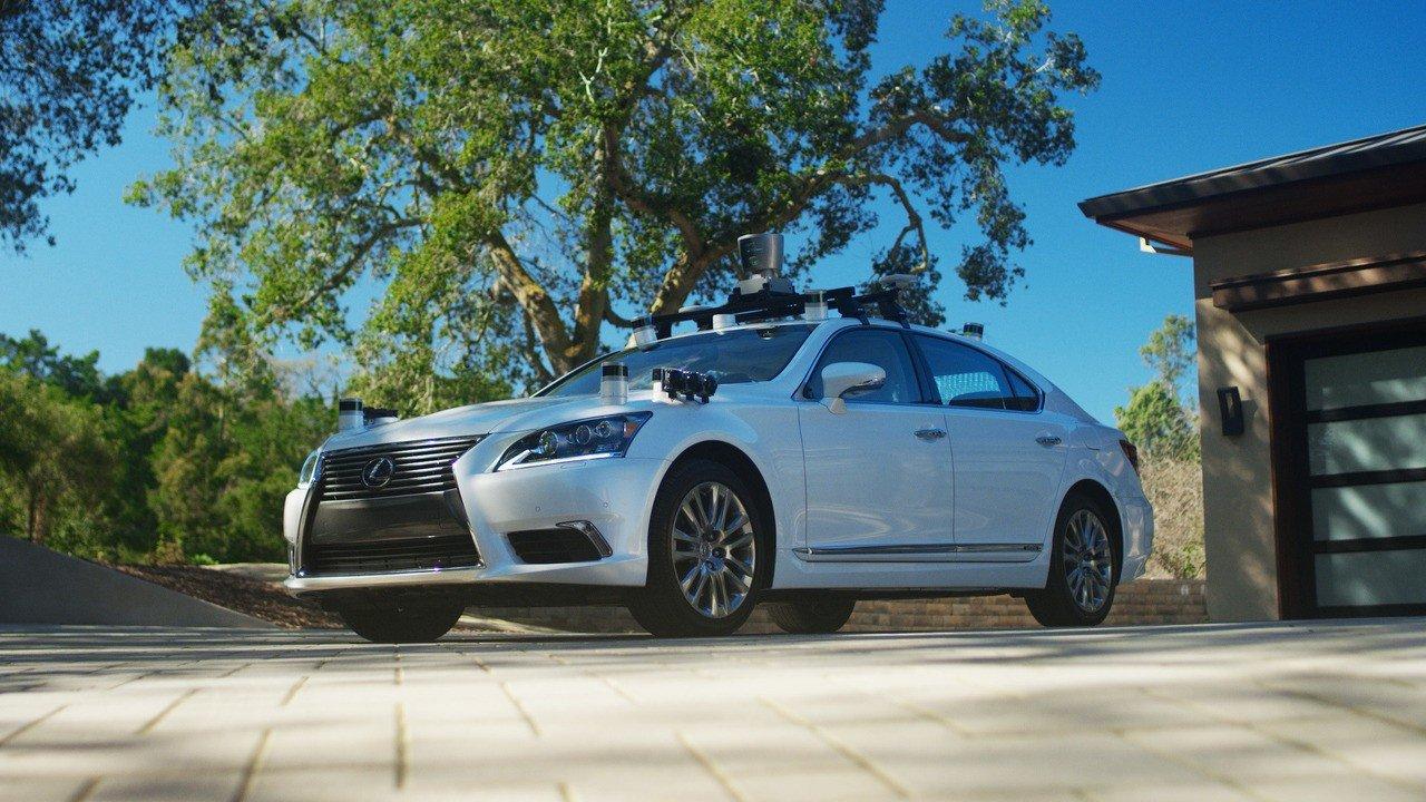 Автоматизированные Тойота и Лексус представят наОлимпийских играх 2020 года вТокио