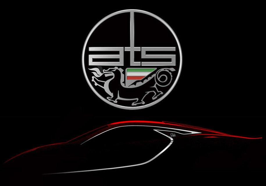 Итальянская марка ATS представит сверхлёгкий суперкарGT вконце лета