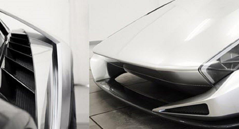 Разработчик Ferrari Enzo выпустит карбоновый суперкар с мотором V12 class=