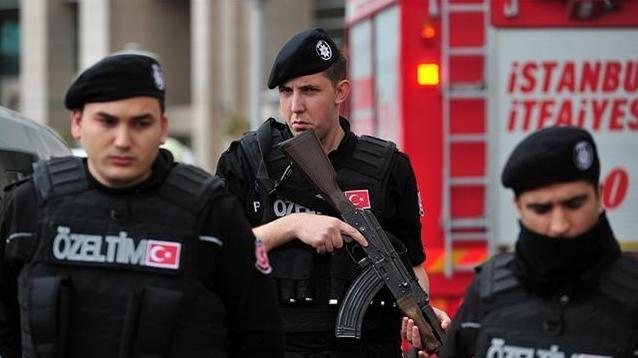 ВТурции поподозрению вподготовке теракта задержали гражданина Бельгии