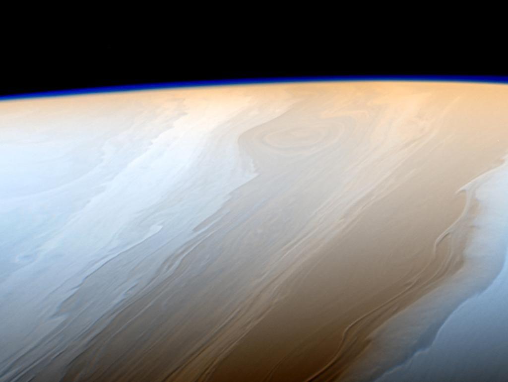 Все желающие могли увидеть голубое свечение Сатурна