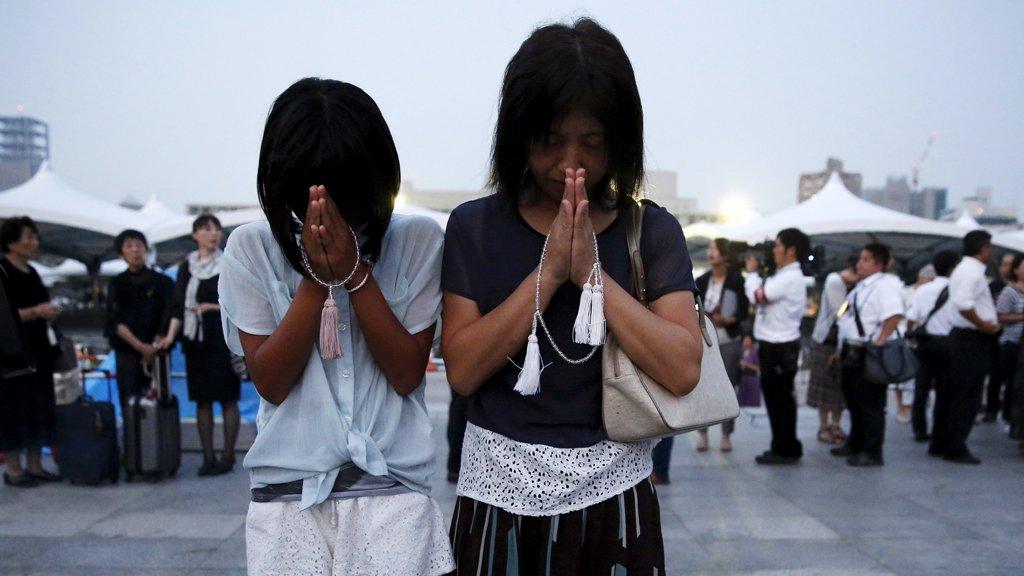 Япония проведет учения наслучай вероятной атаки КНДР Гуама