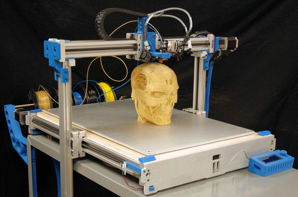 ВСША 3D-принтер испытали вусловиях, имитирующих открытый космос