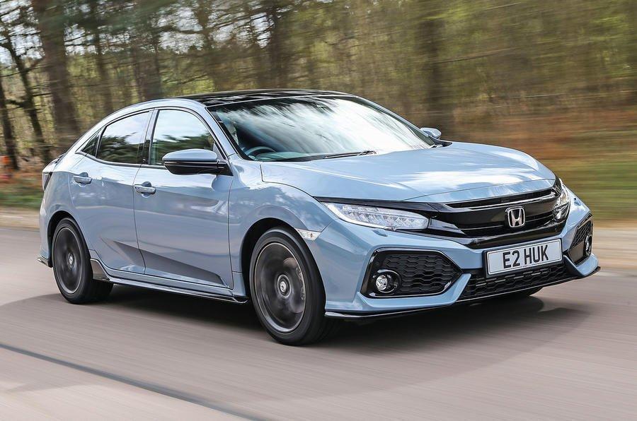 Европейский Хонда Civic получит турбодизельный двигатель