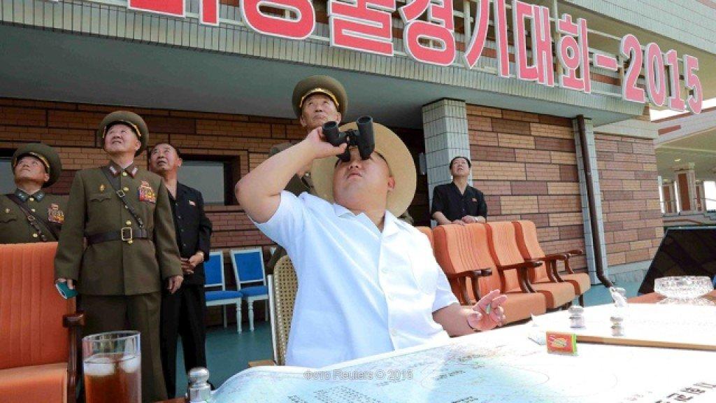 ВЮжной Корее будут требовать размещения вгосударстве ядерного оружия США