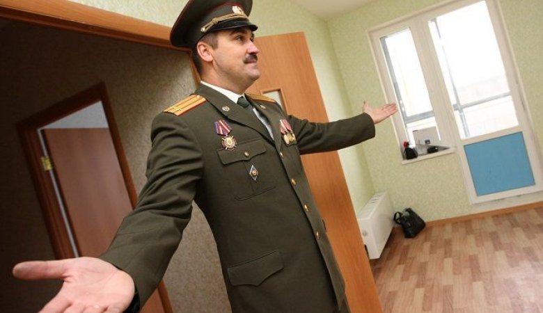 МинобороныРФ обеспечило жильем неменее 31 тыс военнослужащих ссамого начала года