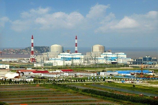 Десятилетие отмечает первая очередь Тяньваньской АЭС вКитайской народной республике , построенная российскими специалистами