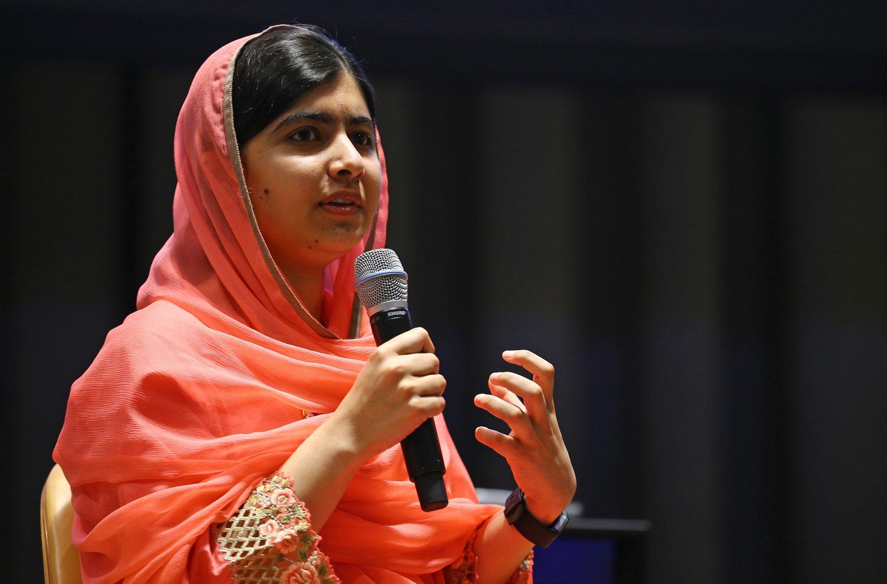 Нобелевский лауреат Малала Юсуфзай поступила вОксфорд