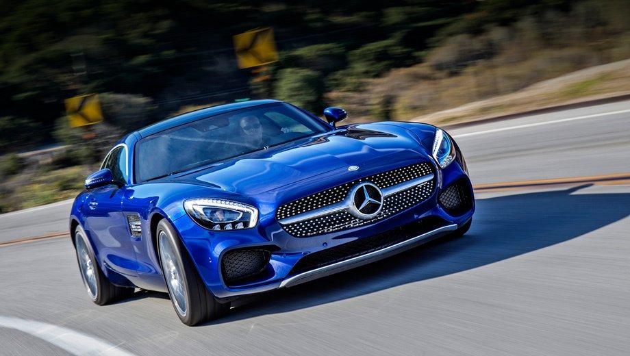Benz готовит новейшую  восьмидиапазонную АКПП 8G-Tronic