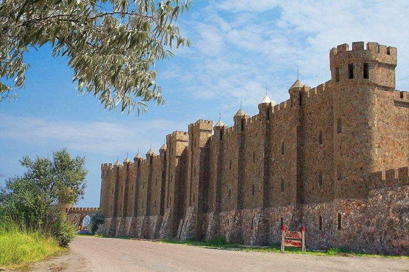 ВДании найдена старинная крепость викингов