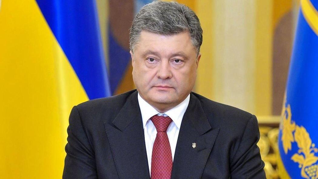 Порошенко поручил новому постпреду вКрыму «работать над его возвращением»