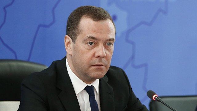 Медведев: Международный терроризм можно побороть  только общими усилиями
