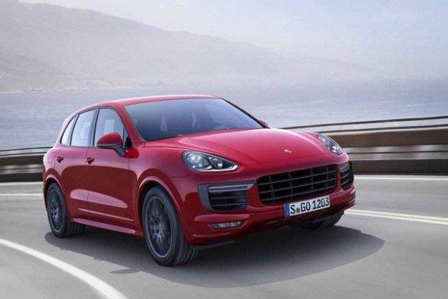 Швейцария больше не будет регистрировать дизельные внедорожники Porsche Cayenne