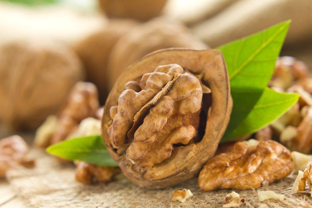 Грецкие орехи— ключ кборьбе сперееданием, продемонстрировал анализ