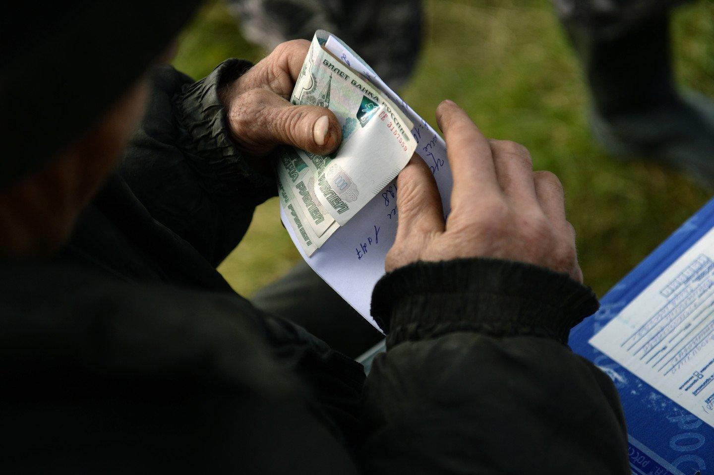 Специалисты прогнозируют рост пенсий в РФ