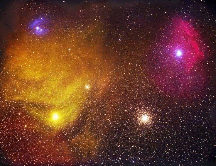 Ученые узнали, как «кашляют» умирающие огромные звезды