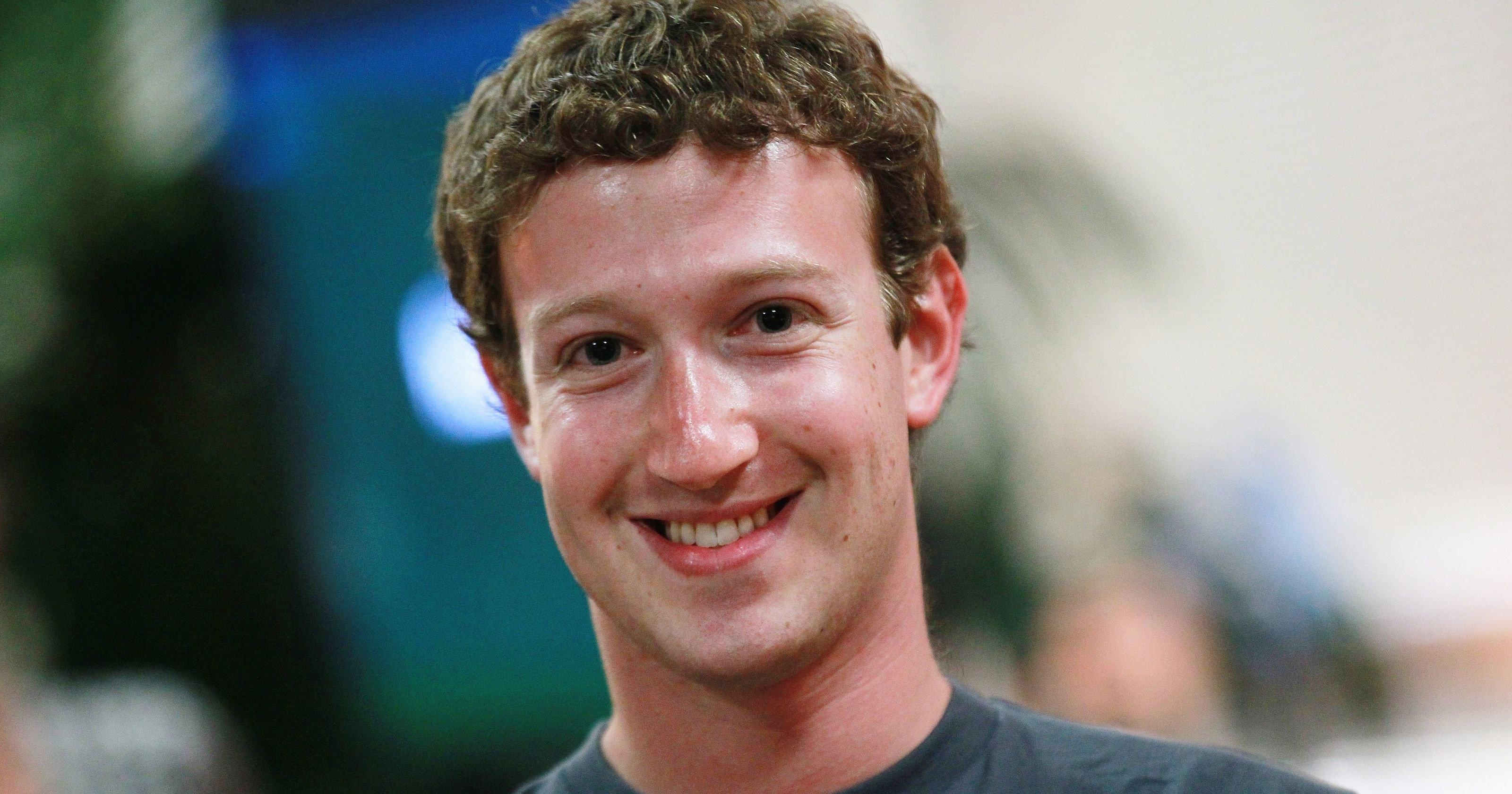 Марк Цукерберг разъяснил, почему решил уйти вдекрет