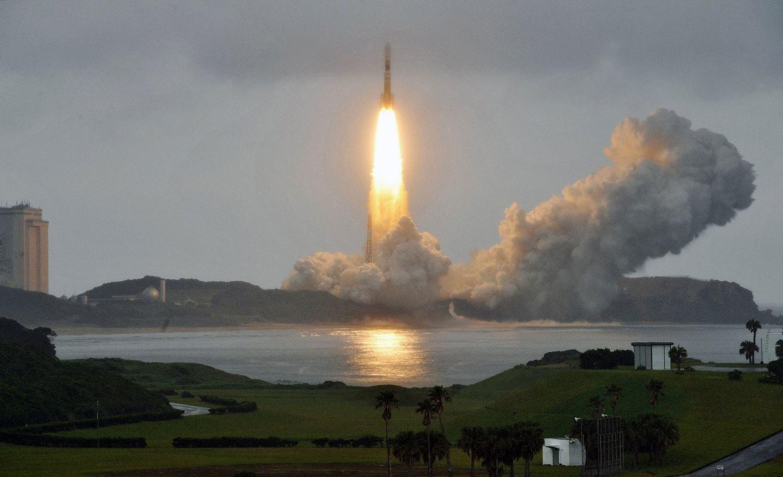Япония запустила третий спутник связи Michibiki для создания аналога GPS