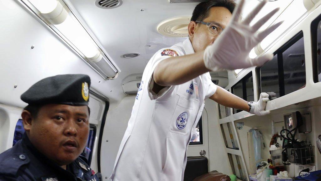 ВТаиланде вДТП сучастием гражданинаРФ погибли двое германцев