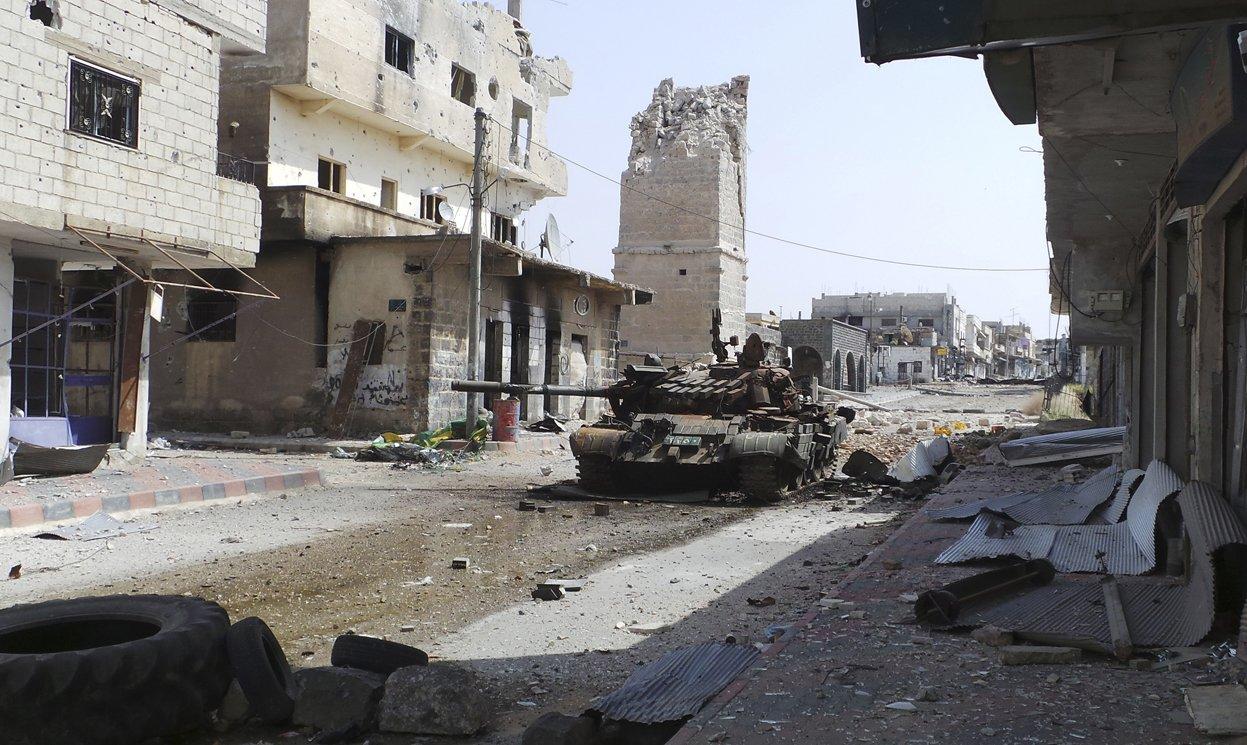 ООН перехватила две поставки грузов изКНДР вСирию