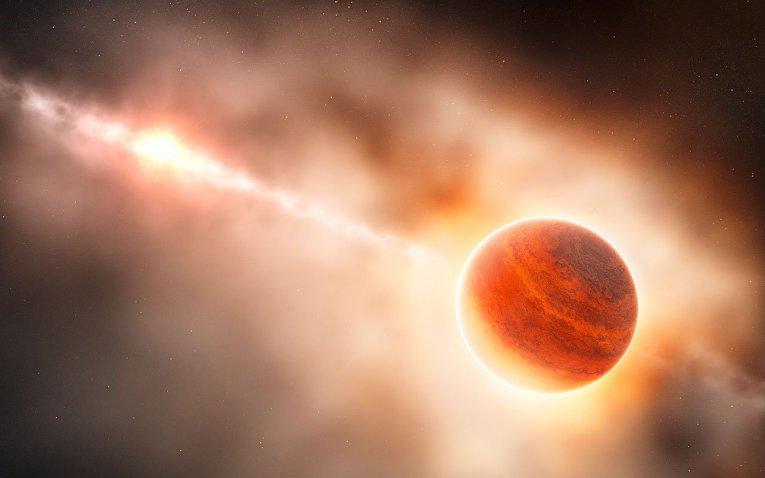 Астрономы КФУ отыскали экзопланету вне Солнечной системы
