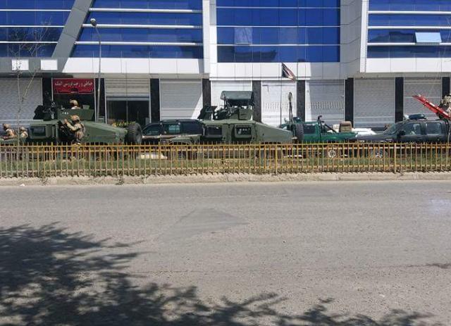Группа вооруженных боевиков напала намечеть вКабуле: двое погибли