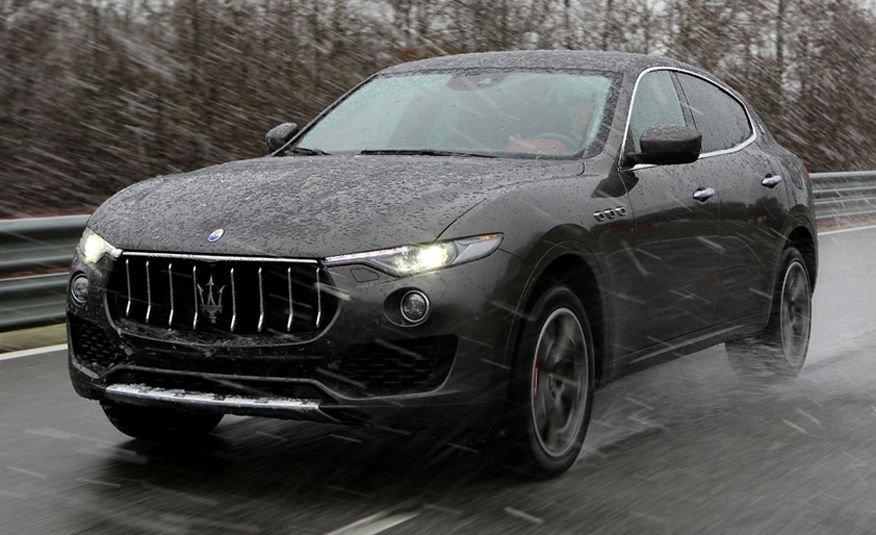 Граждане Свердловской области заянварь-июль приобрели девять новых авто Мазерати