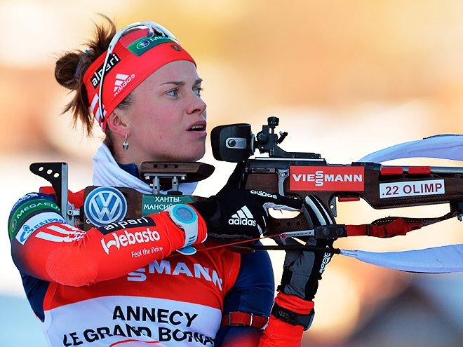 Омич Игорь Малиновский завоевал золото начемпионате мира полетнему биатлону
