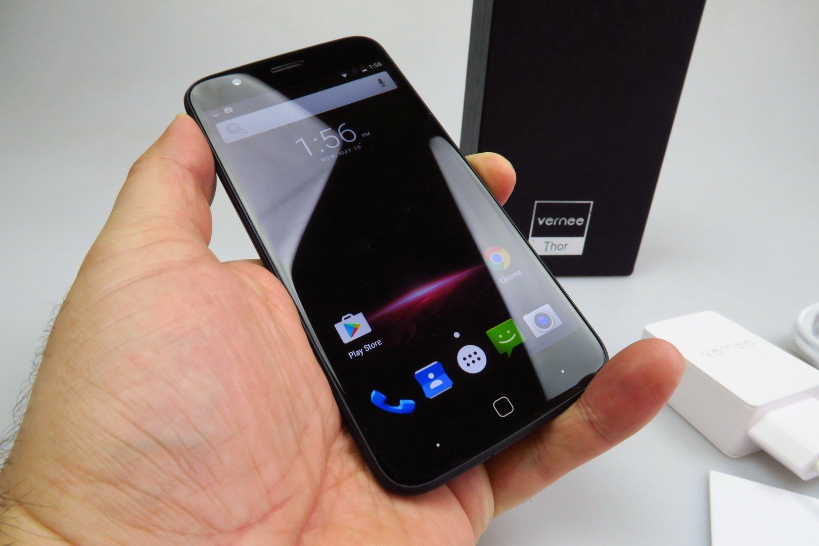 Смартфон Vernee M5 сMediaTek процессором поступил напродажу